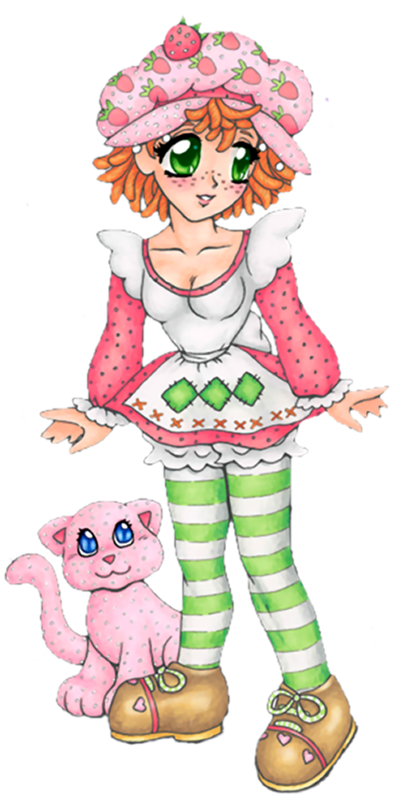 Charlotte aux Fraises (divers) - Page 2 Strawberry_Shortcake___ded